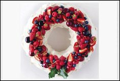 Aussie Christmas pavlova and other great ideas!