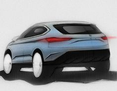 """Check out new work on my @Behance portfolio: """"BMW X2 // Concept Design"""" http://be.net/gallery/56846481/BMW-X2-Concept-Design #bmw #design #draw #ps #sketch #x2 #behance"""