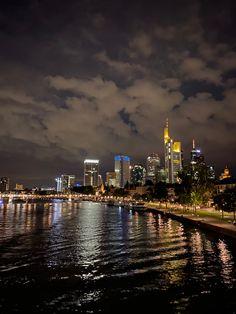 Sky Night, Night Life, City Vibe, City Photography, Future City, Public Relations, Germany Travel, Ambition, Real Madrid