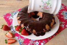 Receita deliciosa de calda de chocolate, preparada na Cooking Chef da kenwood. uma receita simples, deliciosa e rápida de cozinhar.