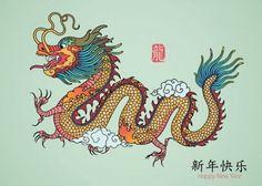 chinese dragon vector - Поиск в Google