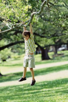 I swung on the tree limbs many a day... many a time.  Fun... fun!!!