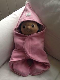 DIY doll wrap Rubens Barn Molly