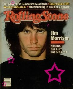 Jim Morrison - Rolling Stone magazine
