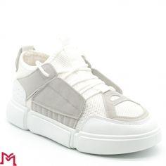 Pantofi Sport Barbati X392 White Se7en
