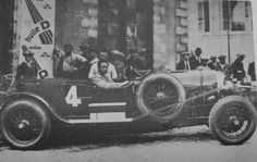 LE MANS 1928 - Bentley 4,5L #4