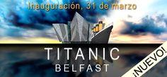 Gana un viaje a Belfast para 2 personas