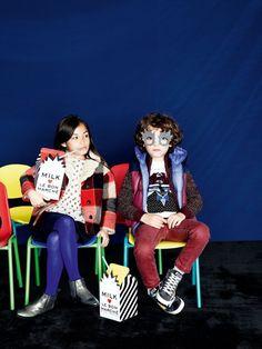 SÉRIE MODE : LA RENTRÉE FAIT SON SHOW #kid's #fashion and trend