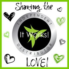 Changing my life...contact me so itworks can change yours!! Brittanymartin.myitworks.com