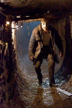 Friday The 13th (2009) Photo: Rare photo of Jason