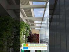 EUROTENDA   Pergole & Copertine Retractabile   Rulouri Terase   Video Video, Modern, Trendy Tree
