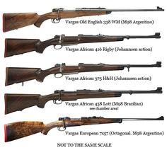 Rifles PEDRO VARGAS Lever Action Rifles, Bolt Action Rifle, Hunting Rifles, Pvp, Old English, Firearms, Bespoke, Knives, Guns