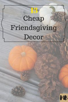 13 Cheap Friendsgiving Decor Items that Look Great 13 Cheap Friendsgiving Decor Items that Look Great,Millennial Lifestyle Board Super cute! Love these 13 cheap friendsgiving party decor ideas Related Best Zero Waste. Diy Christmas Decorations For Home, Thanksgiving Decorations, Christmas Diy, Christmas Appetizers, Harvest Party, Thanksgiving Traditions, Happy Thanksgiving, Food Labels, Do It Yourself Home