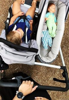 "📷 ""We took our Mountain Buggy double stroller out for a test ride and to induce labor lol (still pregnant over here). 😅 I can't wait to see this little mother hen of ours be a big sis. Mountain Buggy Duet, Siblings, Twins, Double Buggy, Double Strollers, Big Sis, Prams, Baby Car Seats, Children"