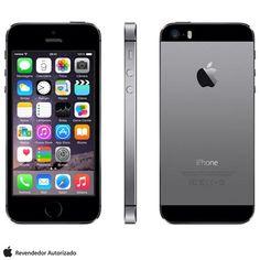 [FAST] iPhone 5S Cinza Espacial 16GB - R$1349 no boleto
