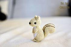 Squirrel by MissBajoCollection.deviantart.com on @deviantART