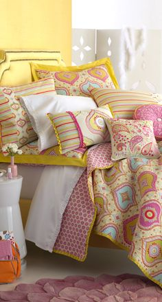 Dena Home Linens #girls #bedding