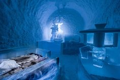 Oh, by the way...: Ice Hotel 2016