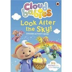 Cloudbabies: Look After the Sky! Sticker Activity Book