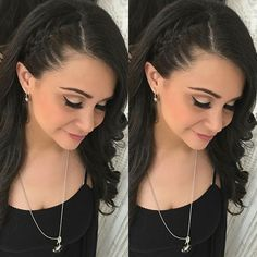 Side braid - beautiful hair styles for wedding Shaved Side Hairstyles, Box Braids Hairstyles, Girl Hairstyles, Wedding Hairstyles, Cornrow Hairstyles White, Medium Hair Styles, Natural Hair Styles, Short Hair Styles, Braids With Shaved Sides