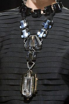 Lanvin Fall 2008 RTW accessories - necklace