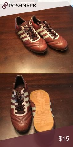 Adidas Used and decent condition. Adidas Shoes Athletic Shoes