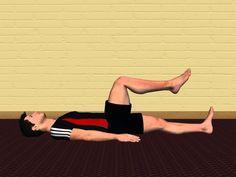 Flexión de rodilla condropatía