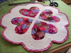 Valentine's Day Table Topper