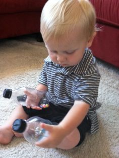 The Activity Mom: Learning Activities for Your 14 Month Old