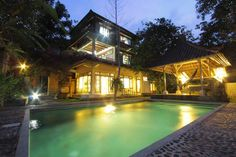 Check out this awesome listing on Airbnb: 2 Seasons: Sleeps 7+, Private Pool in Ubud