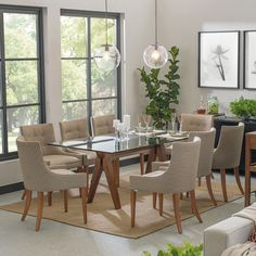 Conjunto De Mesa Cozinha Jantar 4 Cadeiras Miami