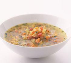 Red Lentil Soup Recipe | Epicurious.com