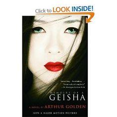 Memoirs of a Geisha: Amazon.ca: Arthur Golden: Finally read this one - learned a lot!  Good read.