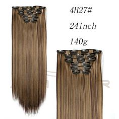 24inch 130g long wave hair extension clip in hair extensions 5 24inch 130g long wave hair extension clip in hair extensions 5 clips sexy12 light golden brown attention 5pcs 130g is basic for full hair it is pmusecretfo Image collections