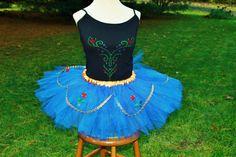 Princess ANNA Inspired Disney Movie Frozen Adult Ladies Womens Childs Running Marathon Tutu Skirt Dress Birthday Party Costume Halloween on Etsy, $16.99