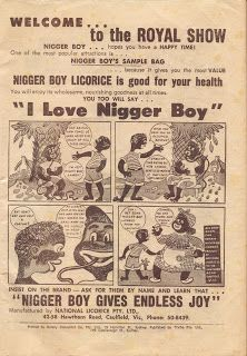 20th Century Danny Boy: Racist Comic Book Ads