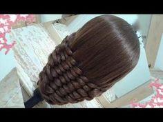 Videos d peinados faciles para niсђс–рів±a French Braid Hairstyles, Quick Hairstyles, Little Girl Hairstyles, Hairstyles Haircuts, Gymnastics Hair, Natural Hair Styles, Long Hair Styles, Princess Hairstyles, Hair Art