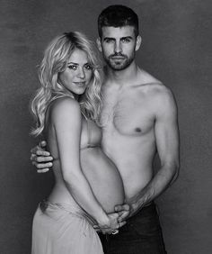 Gender Reveal!: Pregnant Shakira is Having a Second Baby Boy!