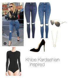 """""""I N S P O"""" by jasminekellly on Polyvore featuring Topshop, WithChic, Jennifer Zeuner and Theory"""