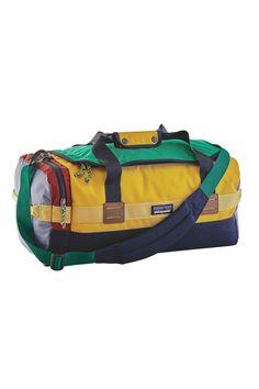 15 Chic Bags to Pack on Long Weekends. Patagonia BagsDuffel BagWeekender  BagsTravel Bags For WomenGym BagBriefcaseMan ... 1c0d371c76
