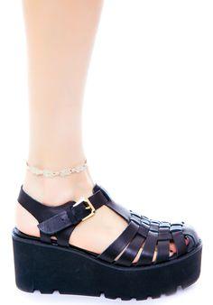 Windsor Smith Lollipop Platform | Dolls Kill I found my dream shoes