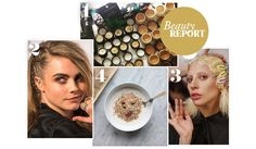 From wavy locks at Marc Jacobs to Danielle Copperman's healthy backstage snacks, we bring you the beauty highlights from the final day of New York Fashion Week before the fashion pack head to London.