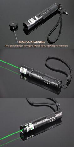 Stärkster grüner Laserpointer 10000mW mit Schutzbrille aus Laserpointer Shop