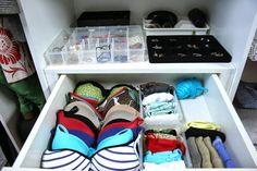 Bonequinha de Estilo : Como organizar seu guarda-roupa