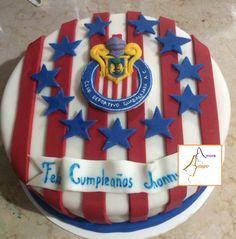 Pastel fondant Chivas