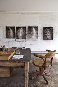 Méchant Studio Blog: 7 working areas i heart
