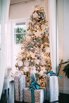 Entertaining — Very Vanderpump Christmas Tree Decorations, Table Decorations, Holiday Decor, Ivy Restaurant, White Xmas Tree, Lisa Vanderpump, Beverly Hills Hotel, Christmas Holidays, Christmas Trees