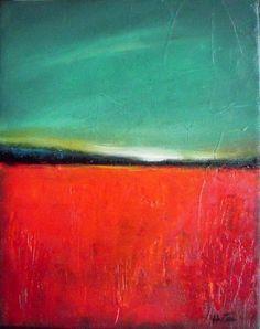 ... Landscape, Landscape Paintings, Abstract Landscape Painting, Art