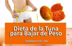 Dieta de la Tuna para Bajar de Peso | Salud y Consejos