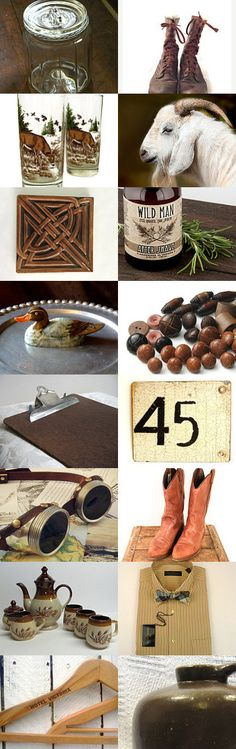 Dad loves vintage too! by Debra L. Boudreau on Etsy--Pinned with TreasuryPin.com